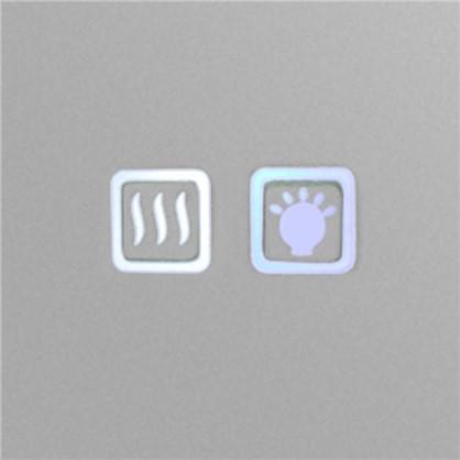 Зеркало Orian Luxe 80 см