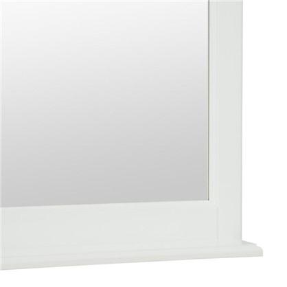 Купить Зеркало Retro 60 белое дешевле