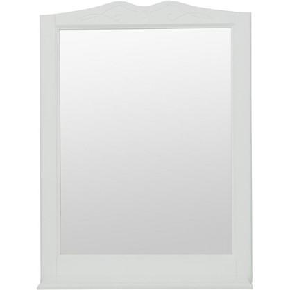 Купить Зеркало Retro 75 белое дешевле