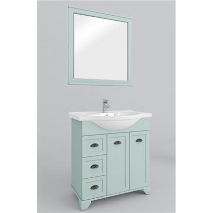 Купить Зеркало Шарм 75 см цвет зелёный дешевле