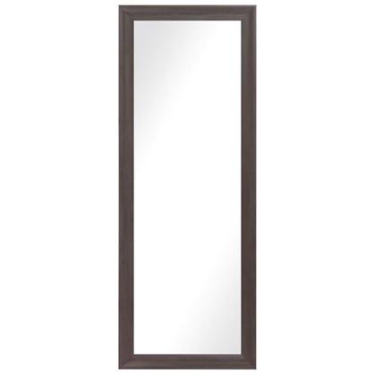 Зеркало в раме 60х160 см орех