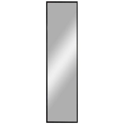 Зеркало в раме Inspire 120х30 см цвет черный
