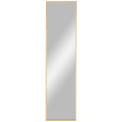 Зеркало в раме Inspire 120х30 см цвет дуб
