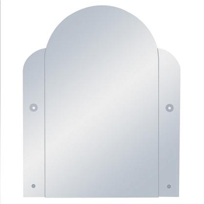 Зеркало Венеция с подсветкой и полкой 53 см