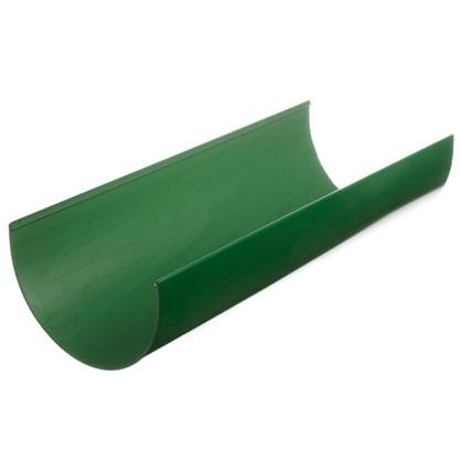 Купить Желоб водосточный Dacha 120 мм 3 м цвет зелёный дешевле