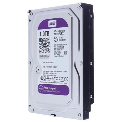 Жесткий диск Western Digital 1 Tb 17x11x2 см алюминий/сталь