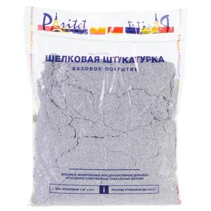 Жидкие обои декоративные базовое покрытие №6 цвет серый 1 кг