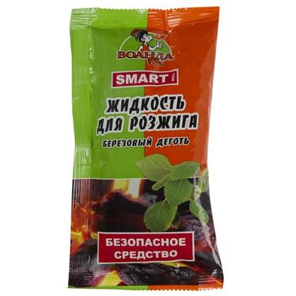 Купить Жидкость для розжига дров и древесного угля Smart 0.1 л дешевле