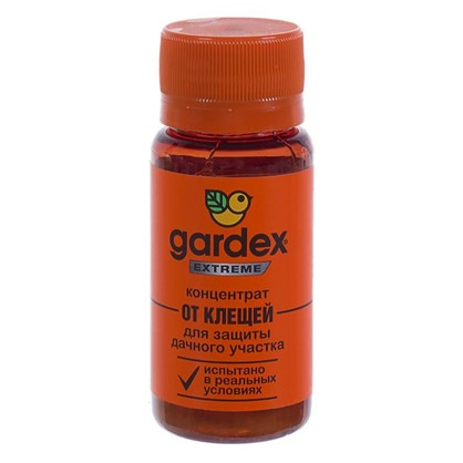 Купить Жидкость от клещей Gardex Extreme концентрат дешевле