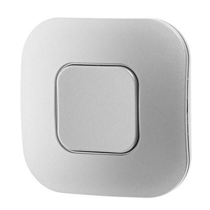 Купить Звонок беспроводной Bionic-Gray цвет серый дешевле
