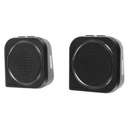 Звонок беспроводной Evology C-309-2B цвет черный