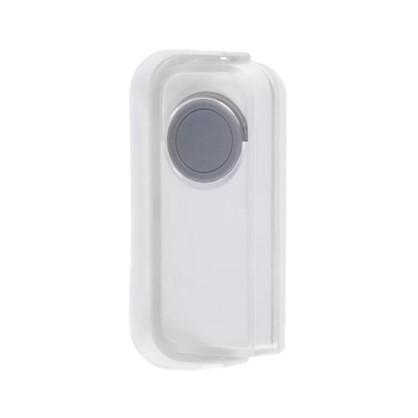 Звонок беспроводной с вилкой Evology C-308 RU цвет серый