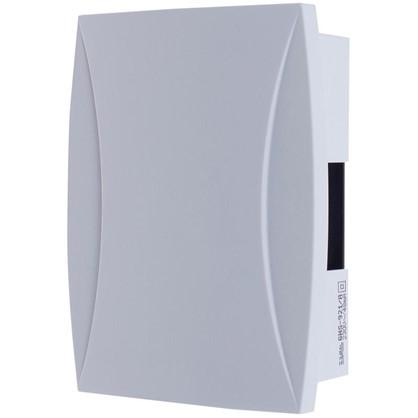 Купить Звонок проводной Zamel Бим-Бом цвет белый дешевле