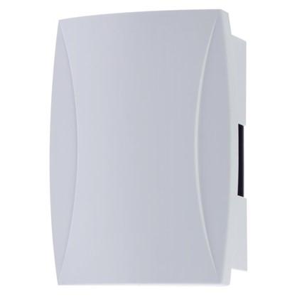 Звонок проводной Zamel Бим-Бом с выключателем цвет белый