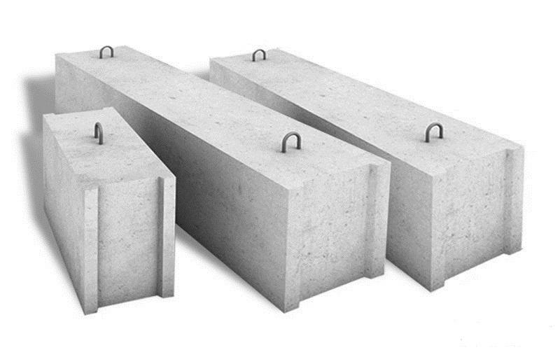 Блок фундаментный ФБС-8-4-6т