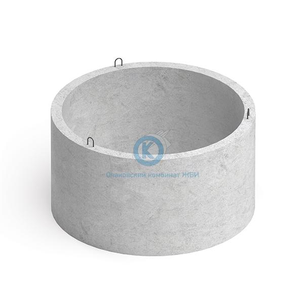 Кольцо бетонное для колодца К-12-10