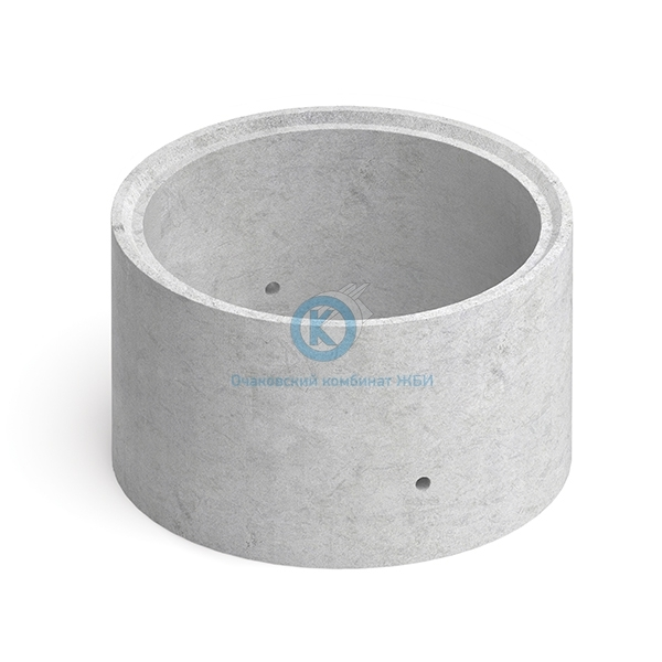 Купить Кольцо бетонное для колодца К-15-0,3ч дешевле