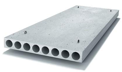 Плиты перекрытий многопустотные П 64-10-12,5 АтV-1