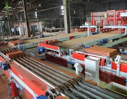 Кирпичный завод Копейский