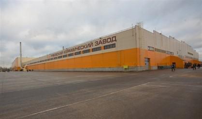 Кирпичный завод Рябовский