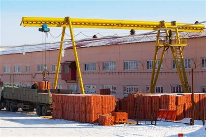 Кирпичный завод Толбазинский