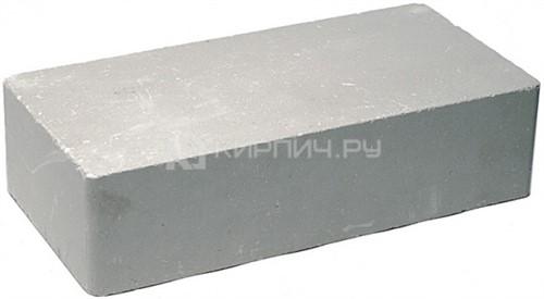 Кирпич одинарный М-250 серый гладкий
