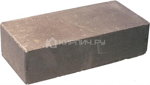 Кирпич одинарный М-250 шоколад гладкий
