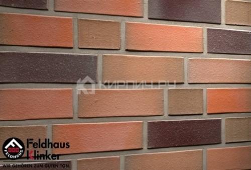 Кирпич клинкерный Feldhaus Klinker Carasi azur liso K380NF гладкий 240х115х71