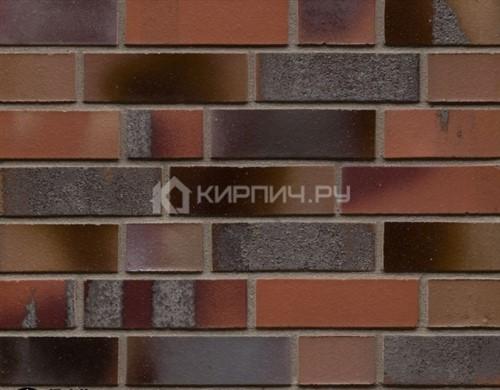 Кирпич клинкерный Feldhaus Klinker Carbona ardor coloratus K570NF 240х115х71
