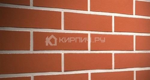 Кирпич клинкерный Feldhaus Klinker Carmesi liso K400NF гладкий 240х115х71