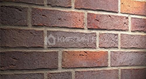 Кирпич клинкерный Feldhaus Klinker Sintra lava azur K662DF ручная формовка 240х115х52