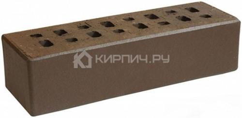 Кирпич М-300 Коричневый Мюнхен гладкий 250х85х65