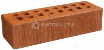 Кирпич клинкерный Красный Лондон тростник 250х85х65 М-300