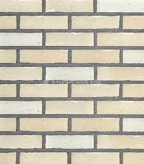 Кирпич для фасада Roben Aarhus anthrazit NF рельефная 240х115х71
