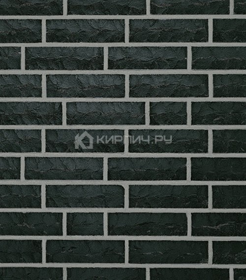 Кирпич для фасада Roben Chelsea basalt-bunt NF рельефный 240х115х71