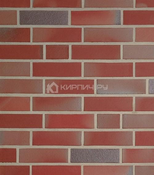 Кирпич для фасада Roben Filsum vulkan-bunt NF гладкий 240х115х71