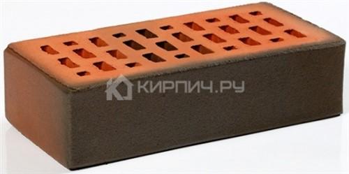 Купить Кирпич баварская кладка темный одинарный гладкий М-200 Пятый Элемент дешевле