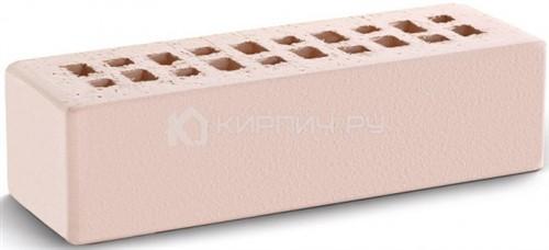 Кирпич облицовочный белый евро гладкий М-150 КС-Керамик