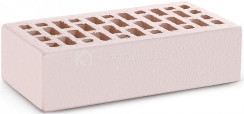 Кирпич облицовочный белый одинарный гладкий М-150 КС-Керамик