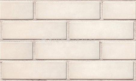 Кирпич для фасада белый одинарный гладкий М-150 ЛСР