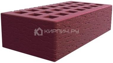 Купить Кирпич М-150 бордо одинарный кора дуба Саранск дешевле