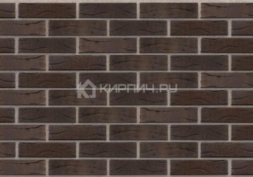 Кирпич для фасада ГАМБУРГ BUNT РУСТ одинарный М-175 Славянский