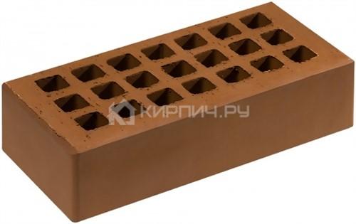 Кирпич  М-150 какао одинарный гладкий Саранск
