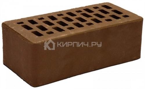 Кирпич  М-150 какао полуторный гладкий Терекс