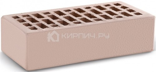 Кирпич для фасада камелот гляссе одинарный гладкий М-150 КС-Керамик