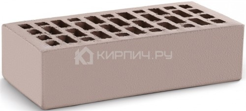 Кирпич  М-150 камелот гляссе одинарный гладкий КС-Керамик