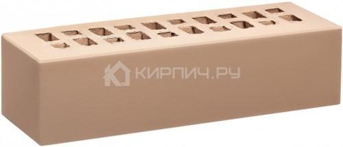 Кирпич для фасада камелот шоколад евро гладкий М-150 КС-Керамик