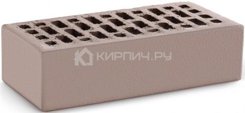Кирпич  М-150 камелот шоколад одинарный гладкий КС-Керамик