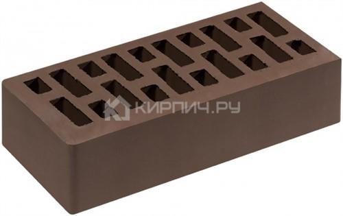 Кирпич одинарный корица гладкий М-200 Липецк