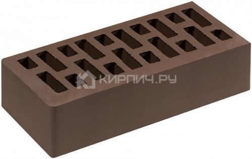 Кирпич Липецкий корица одинарный гладкий М-200